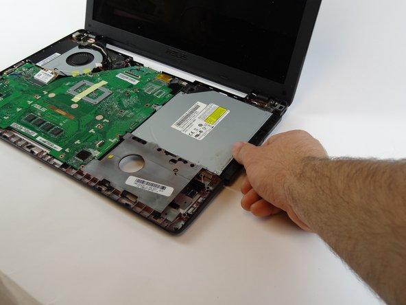 ASUS X552LAV-BBI5N08 CD Drive Replacement
