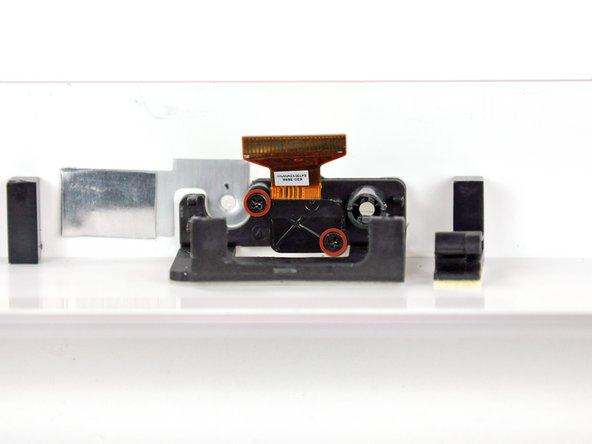 "iMac Intel 20"" EMC 2105 and 2118 Camera Lens Replacement"