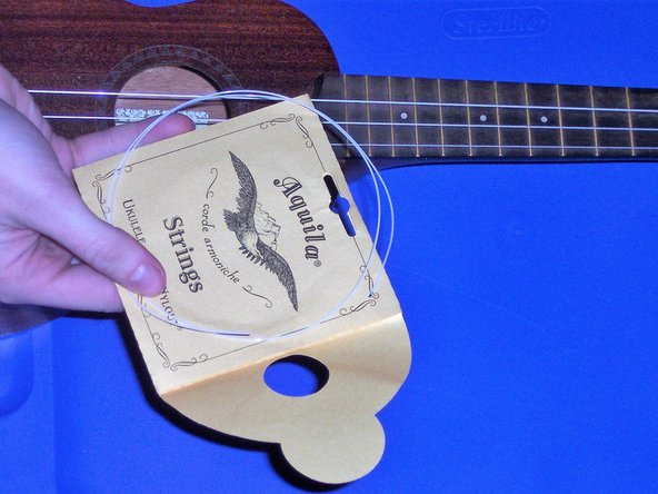 Next, grab the new string you are using to replace.