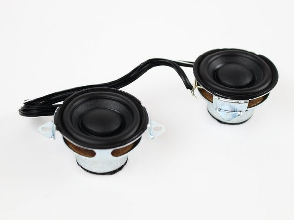 JBL Flip 2 Speaker Replacement