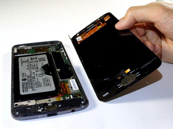Motorola Moto Z2 Play Screen Replacement