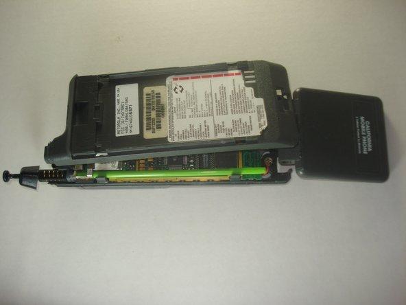 Motorola California Mobile Phone Rear Casing Replacement