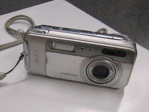Reparación de Kodak EasyShare LS743