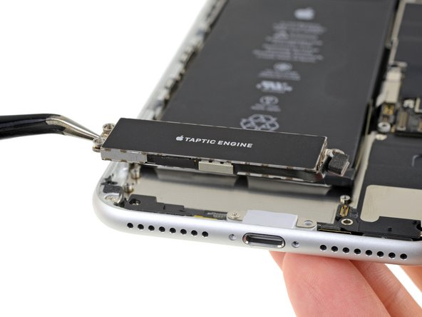 iPhone 8 Plus Taptic Engine Replacement