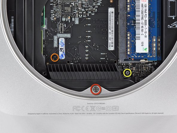 Mac mini Mid 2010 Logic Board Replacement