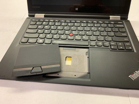 Lenovo ThinkPad Yoga 260 Trackpad Replacement