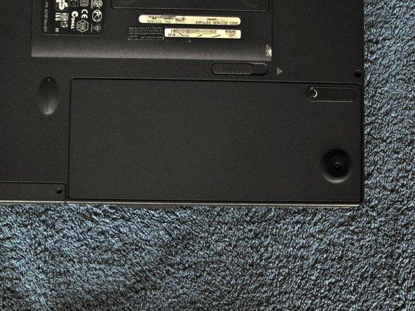 Tirez l'interrupteur avec la flèche à côté dans le sens de la flèche.