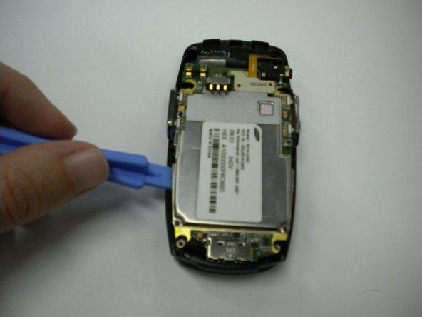 Samsung SCH-U340 Logic Board Assembly Replacement