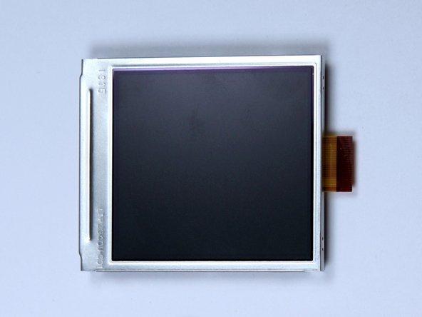 BlackBerry 7100g Screen Replacement