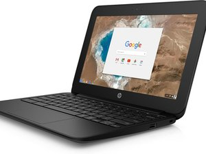 HP Chromebook 11 G5 Education Edition Repair