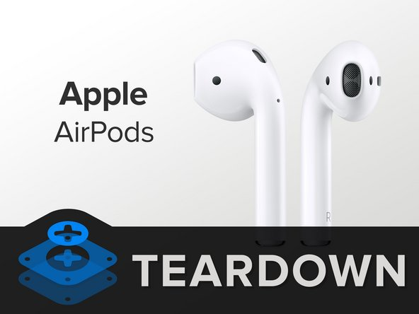 Alright, we've got Apple's latest stocking stuffers on our teardown table, and it's time to see what they're made of. Here's the scoop so far: