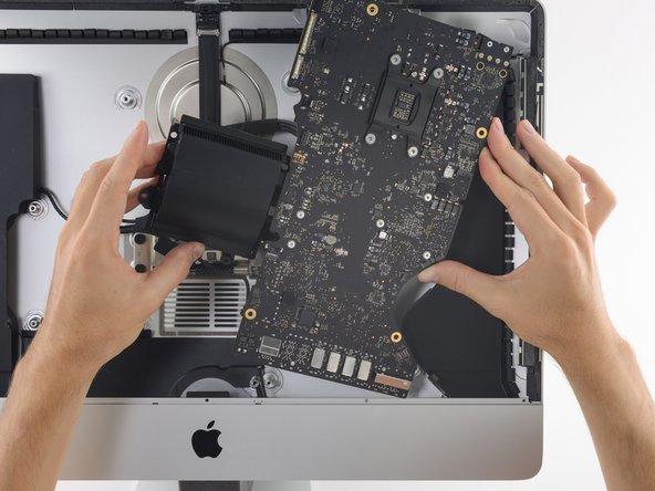 "iMac Intel 21.5"" Retina 4K Display (2017) Logic Board Assembly Replacement"