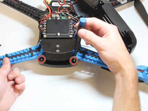 3DR Iris Plus Quadcopter Top Shell Replacement