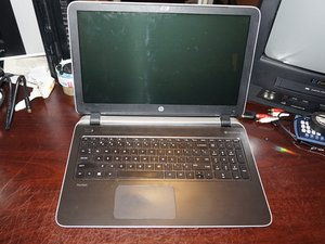 Réparation HP Pavilion 15 P Series