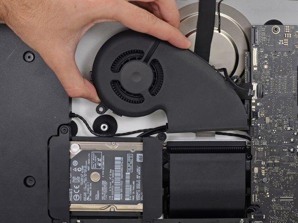 "iMac Intel 21.5"" EMC 3068 Fan Replacement"