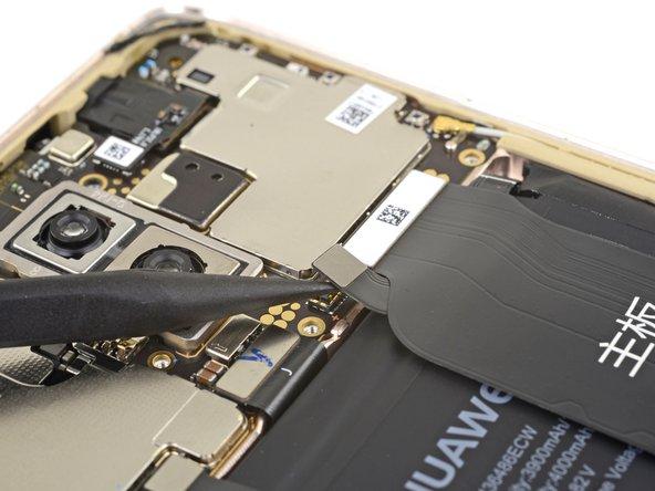 Huawei Mate 10 Akku abtrennen