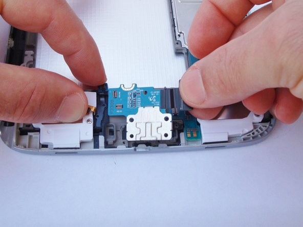Remove micro USB Port from its housing.