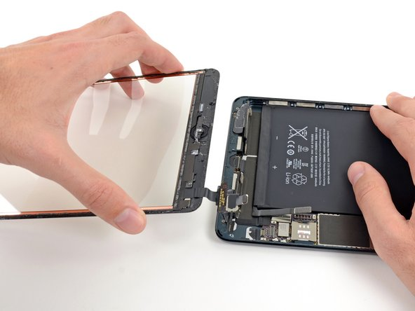 iPad Mini CDMA Front Panel Assembly Replacement