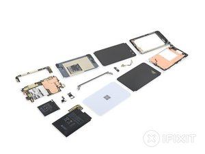 Microsoft Surface Duo Teardown