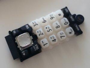 Handset Keypad