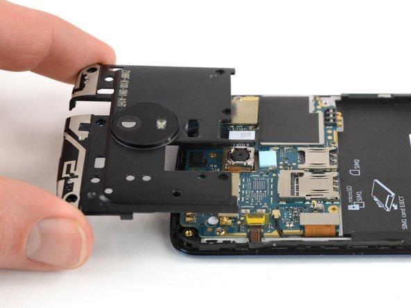 Motorola Moto E4 (XT1762) Motherboard Cover