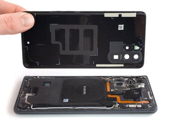 Remplacement de la vitre arrière du Huawei P30 Pro