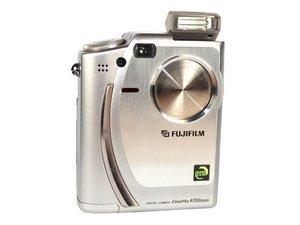 Fujifilm FinePix 4700Z Repair