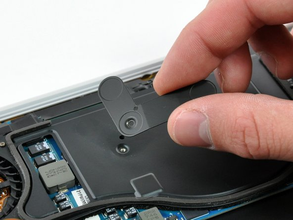 MacBook Air Models A1237 and A1304 Processor Clamp Replacement