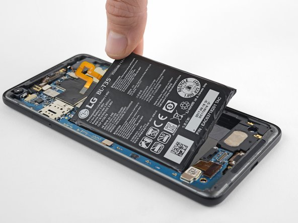 Google Pixel 2 XL Battery Replacement