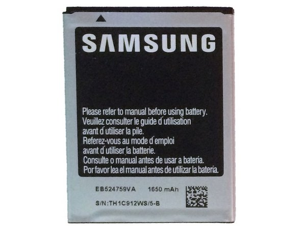 Samsung Galaxy Attain 4G Battery Replacement