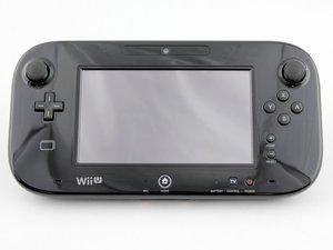 Nintendo Wii U GamePad Repair