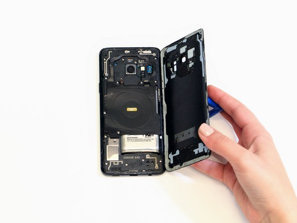 Samsung Galaxy S9 Back Cover Replacement
