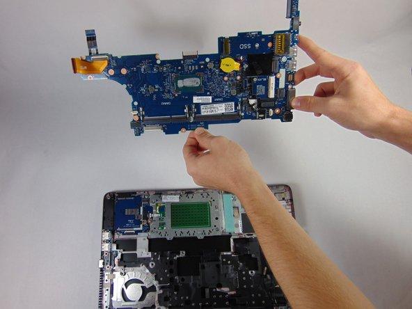 HP Elitebook 840 G1 Motherboard Replacement