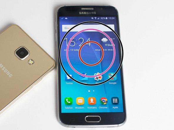 Samsung Galaxy A5 (2016) A Glass / Screen Replacement