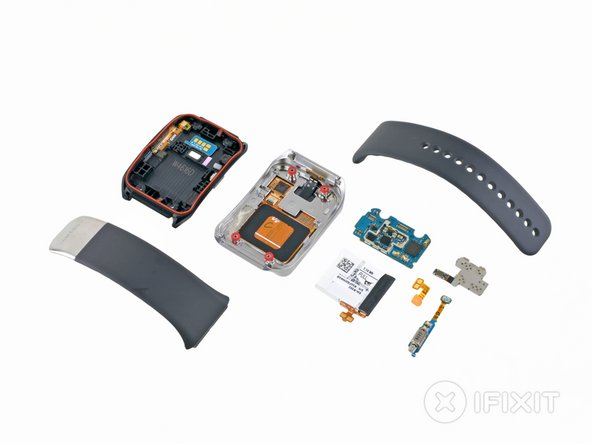 Samsung Gear Live Repairability Score: 8 out of 10 (10 is easiest to repair)