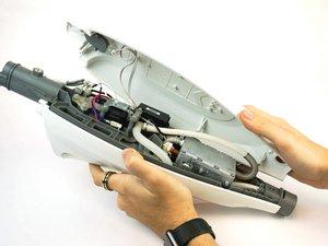 Shark Professional Steam Pocket Mop Open Mop Body