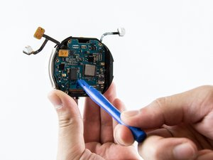 Samsung Gear 360 Motherboard Replacement