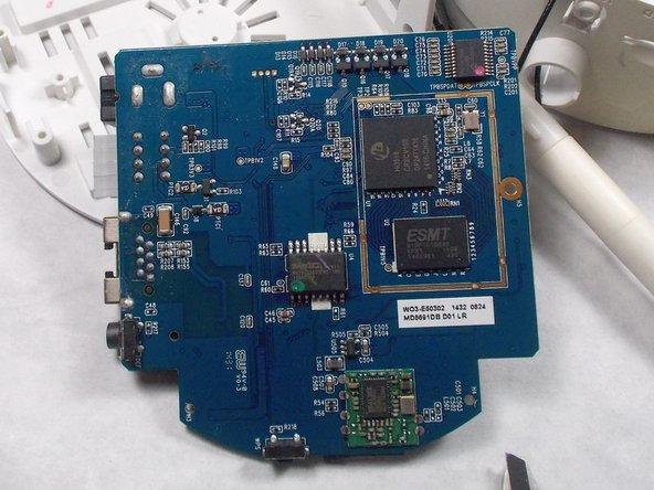 Remplacement de la carte mère du D-Link DCS-5222L