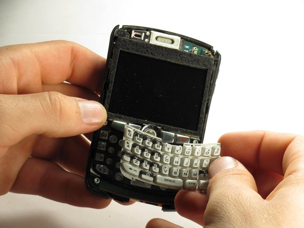 Blackberry Curve 8320 Keyboard Replacement