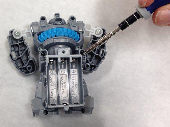 Air Hog Smash Bots External Casing Replacement