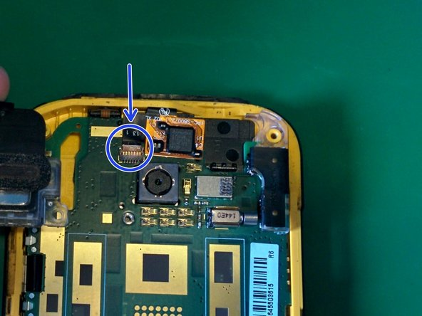 Telstra Dave 4G ZTE T83 Logic Board Replacement