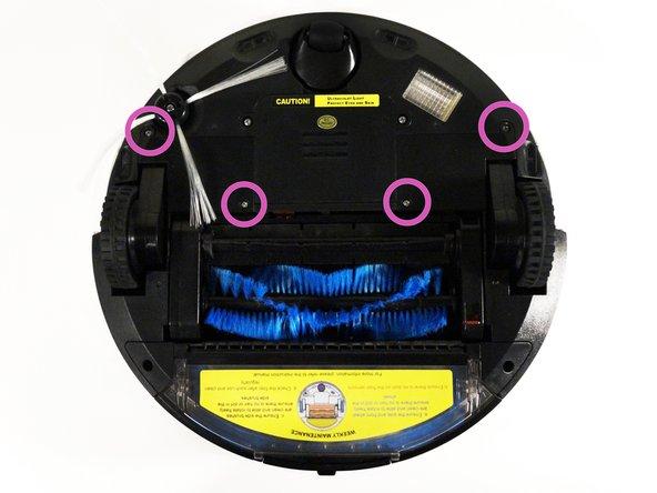 bObi Robotic Vacuum Left or Right Wheel Replacement