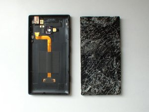 Audio Jack Connector, Charging Flex and Camera Flash