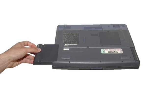 Sony VAIO PCG-933A Floppy Disk Drive Replacement
