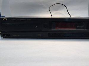 JVC XL-333 CD Player