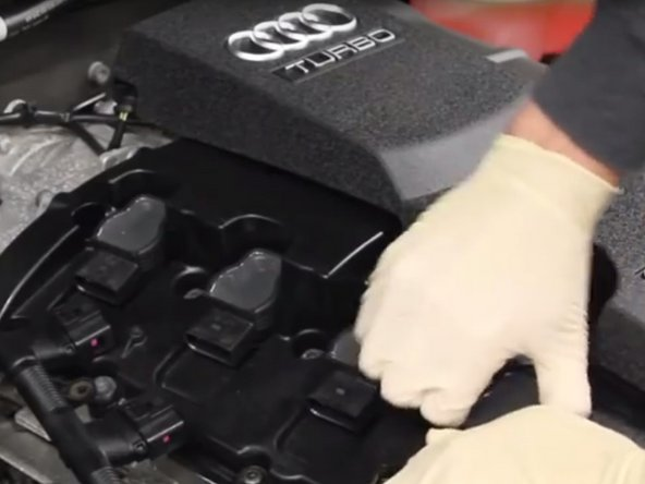 2004-2008 Audi A4 (B7) Ignition Coil Replacement