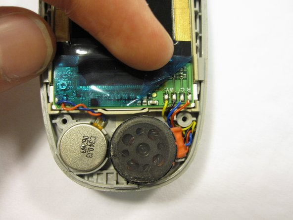 Try not to move the thin component wires as they will bend and break very easily.