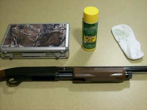 Cleaning a  Browning BPS Shotgun