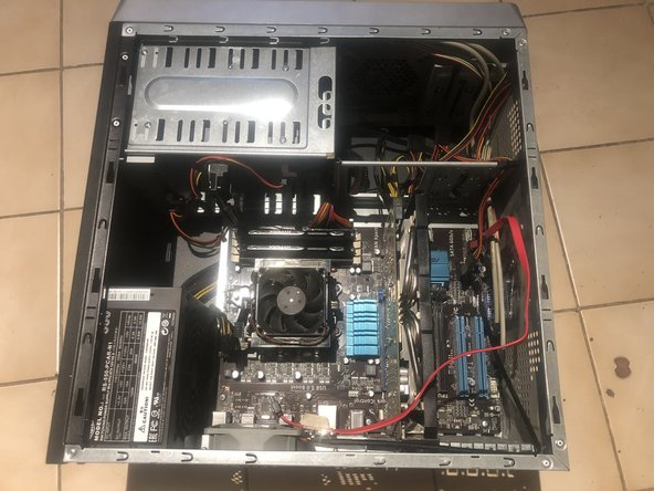 How to Upgrade RAM on the M5A97 LE R2.0 Motherboard