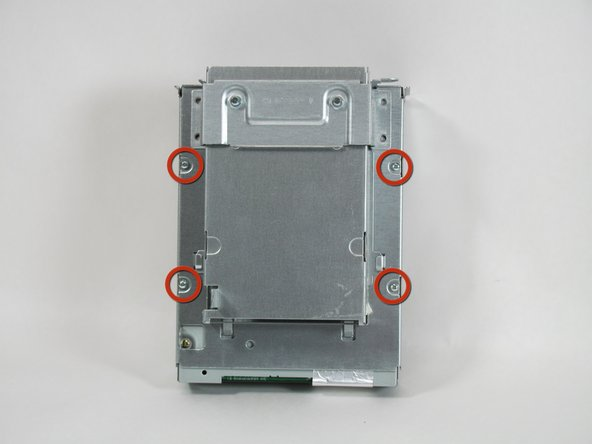 Power Mac G4 Quicksilver Optical Drive Replacement